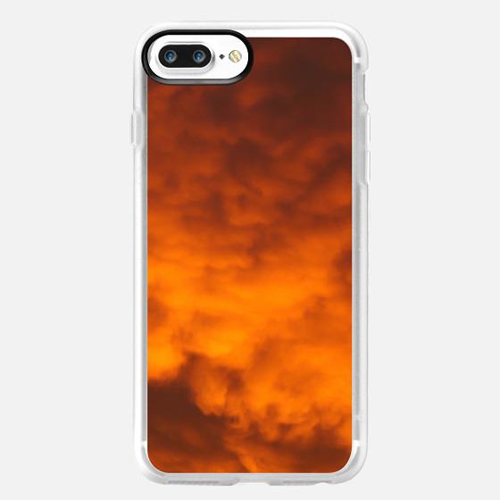 Sky on fire - Classic Grip Case