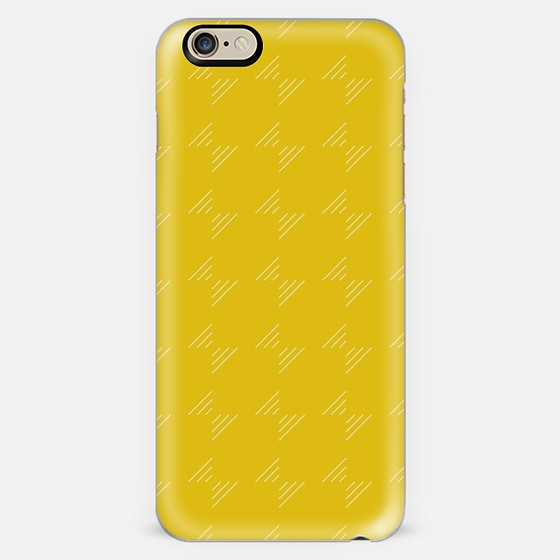 Yellow and white phone case1 - Fall -