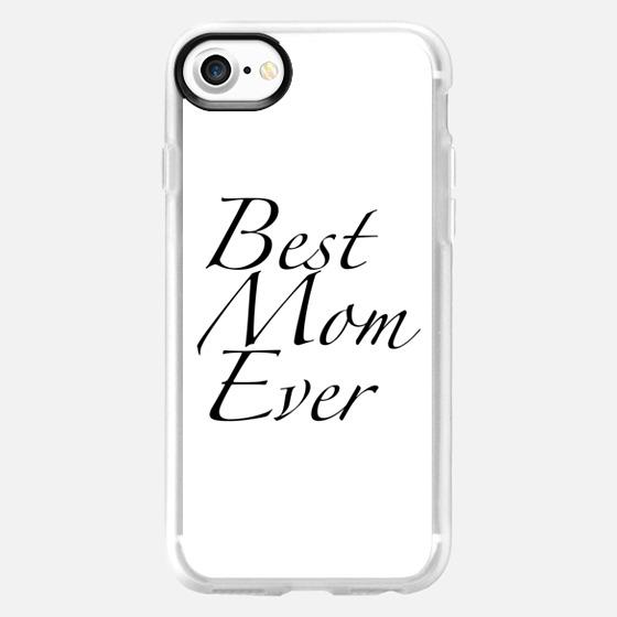 Best Mom ever BW - Wallet Case
