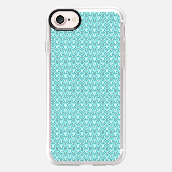 Turquoise for summer - Classic Grip Case