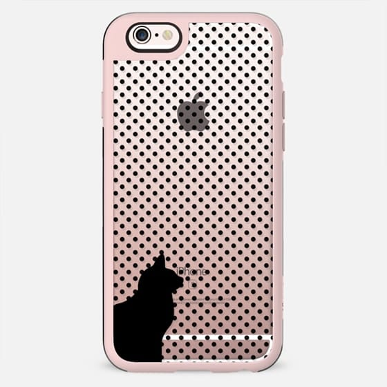 Black cat - New Standard Case