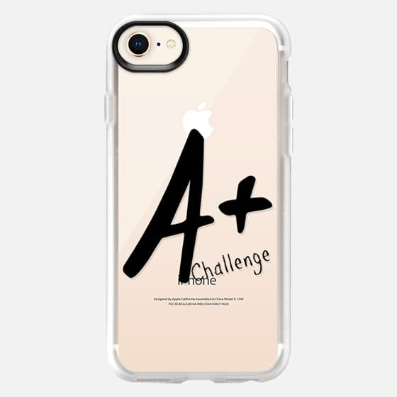 A+ Challenge Back to school - Snap Case