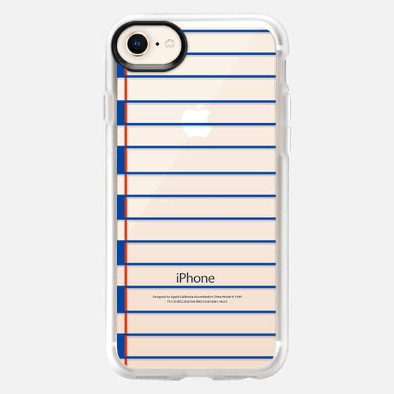 Back to school 8 - Snap Case