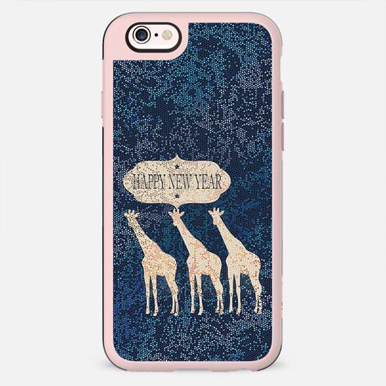 Holiday Giraffes - New Standard Case