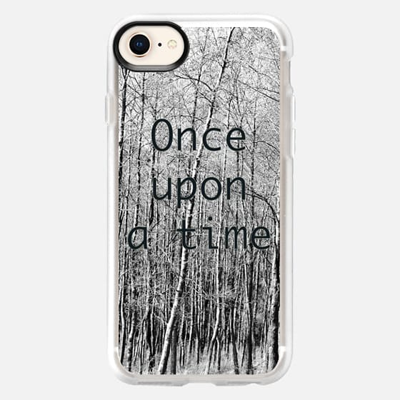 Once upon a time - Snap Case
