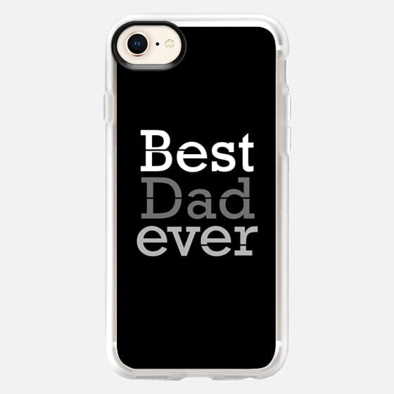 Best dad ever - Happy Father's Day - Snap Case