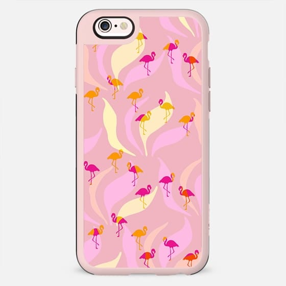 Flamingo fun - New Standard Case