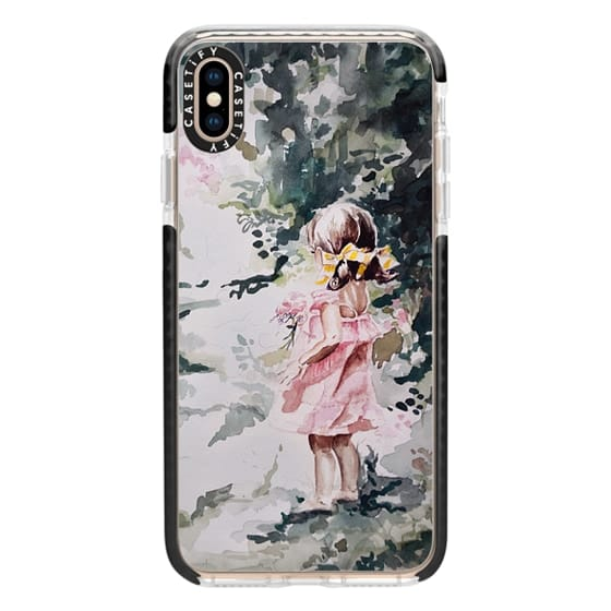 wildflower phone case iphone xs max