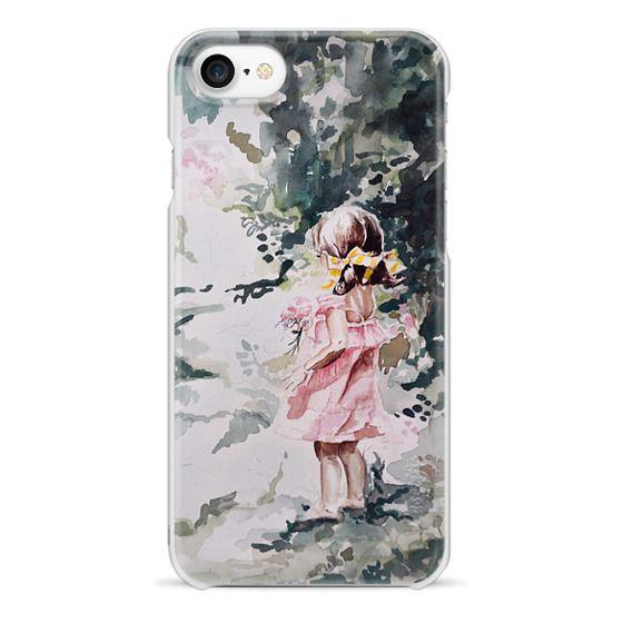 iPhone 7 Cases - Wildflower