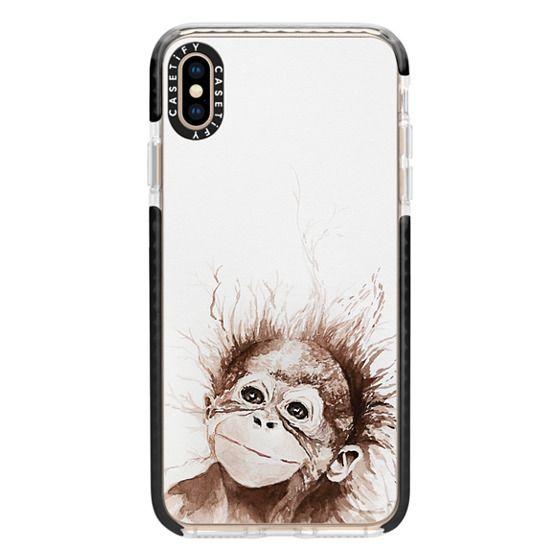 iphone xs case monkey