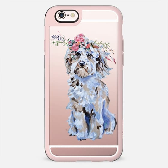 Cosmo The Wonder Dog in Bloom - New Standard Case