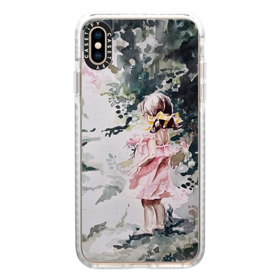 iPhone XS Max Cases - Wildflower