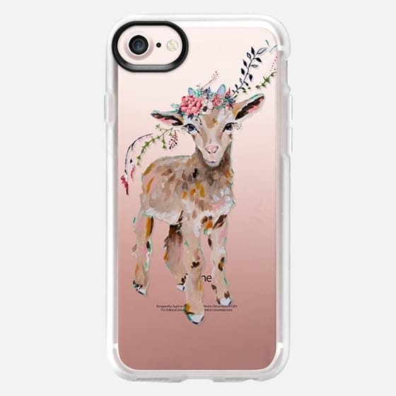 Gertie the Goat - Live Sweet Series - Snap Case