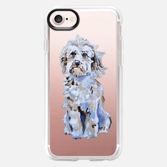 Cosmo The Wonder Dog - Snap Case