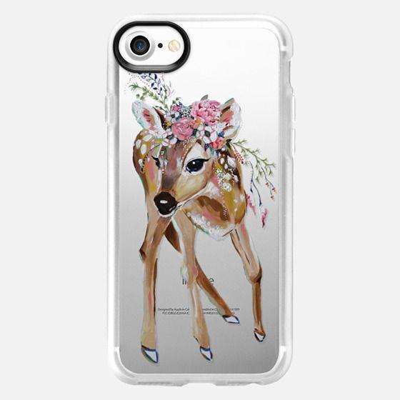 emily in bloom - Snap Case
