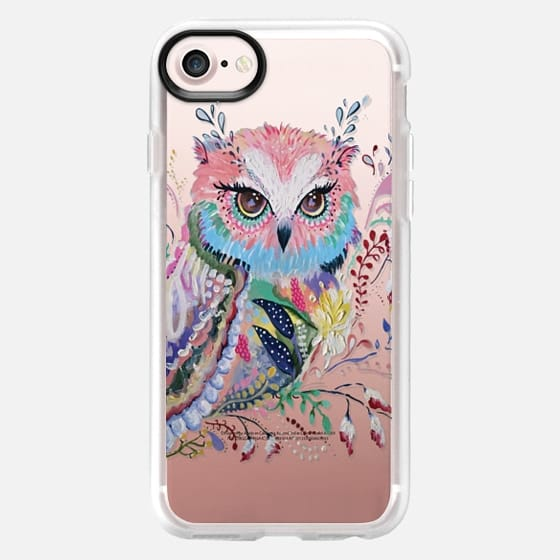 wisdom in bloom - Snap Case