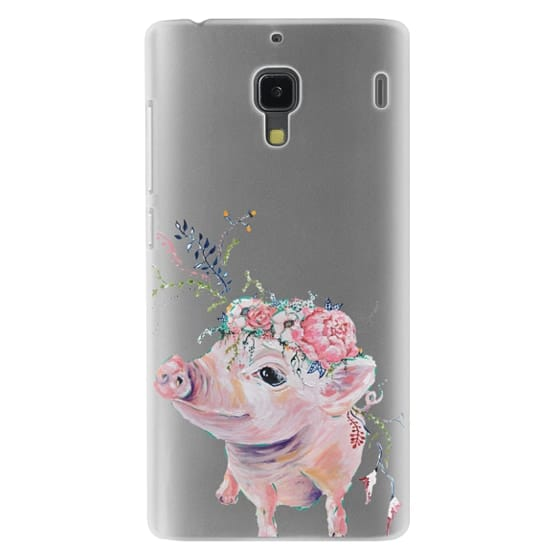 Redmi 1s Cases - Pearl the Pig - Live Sweet Series