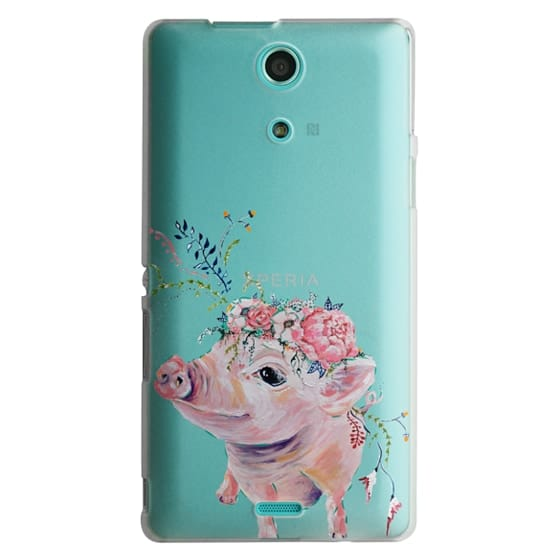 Sony Zr Cases - Pearl the Pig - Live Sweet Series