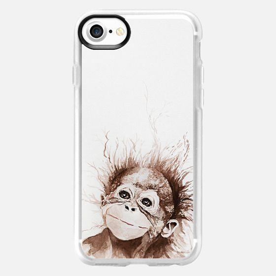 monkey business - Snap Case