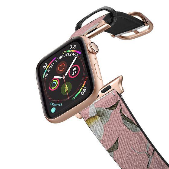 Apple Watch 42mm Bands - Summer Lemons Blush