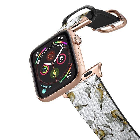 Apple Watch 42mm Bands - Summer Lemons