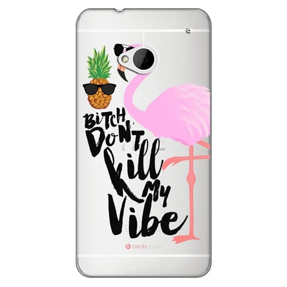 Htc One Cases - Flamingo Vibe