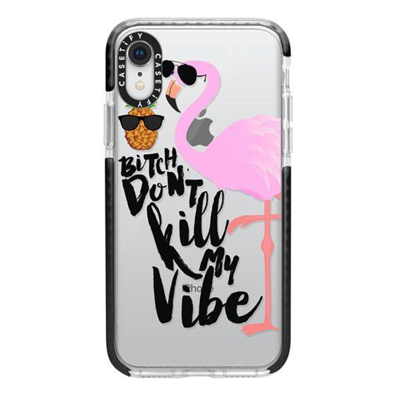 iPhone XR Cases - Flamingo Vibe