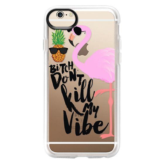 iPhone 6 Cases - Flamingo Vibe