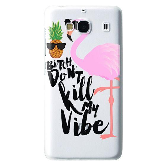 Redmi 2 Cases - Flamingo Vibe