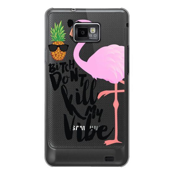Samsung Galaxy S2 Cases - Flamingo Vibe