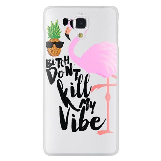 Xiaomi 4 Cases - Flamingo Vibe