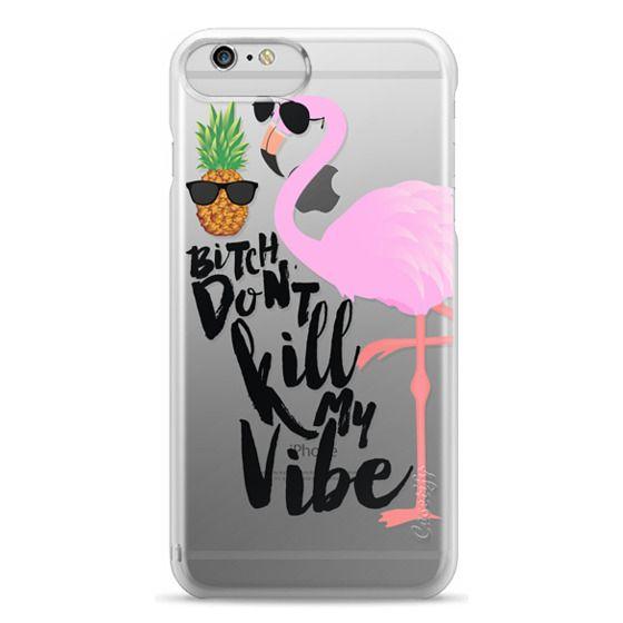 iPhone 6 Plus Cases - Flamingo Vibe