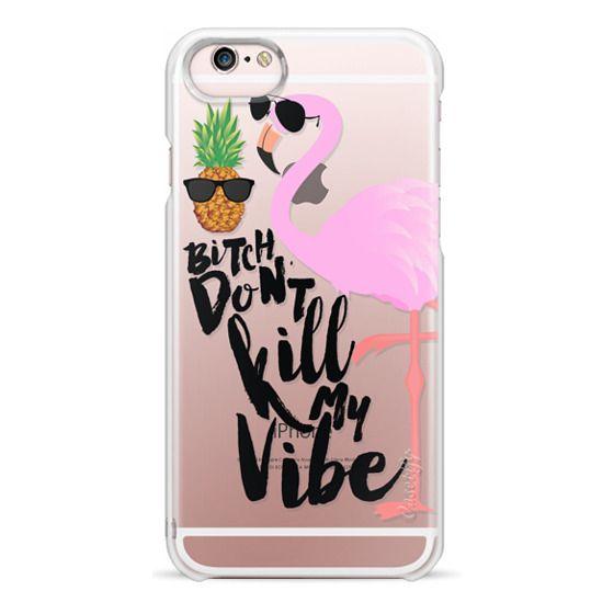 iPhone 6s Cases - Flamingo Vibe