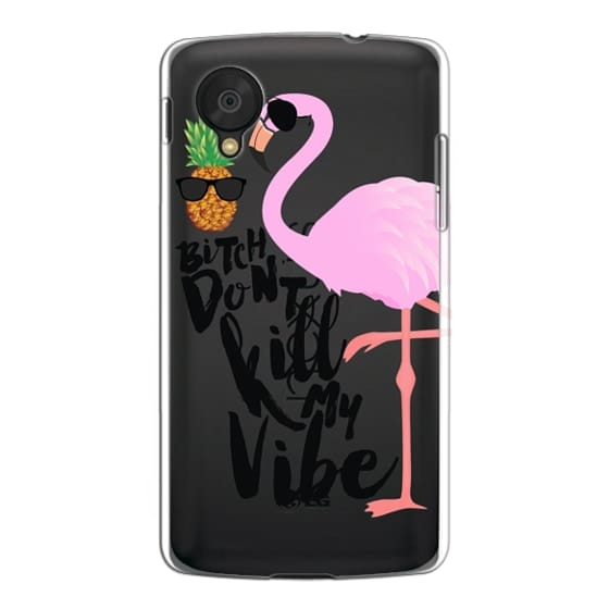 Nexus 5 Cases - Flamingo Vibe