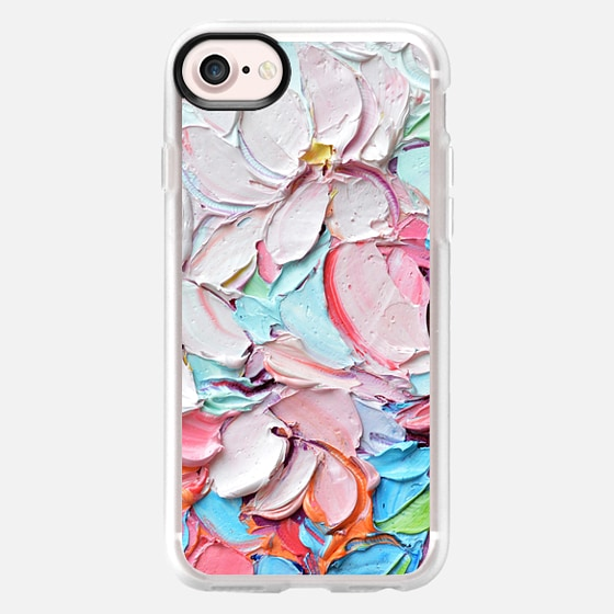 Cherry Blossom Petals - Classic Grip Case