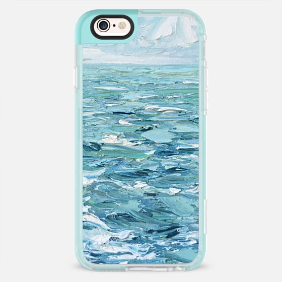 Stormy Seas - New Standard Pastel Case