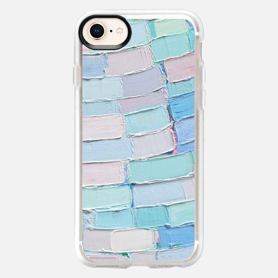 Geometric Pastels - Snap Case