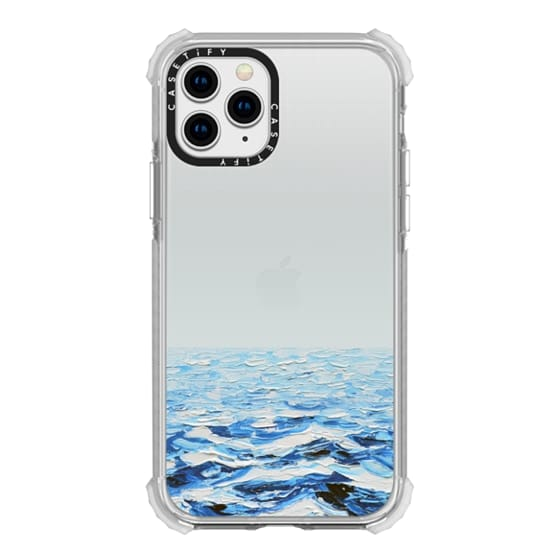 iPhone 11 Pro Cases - Foggy Ocean