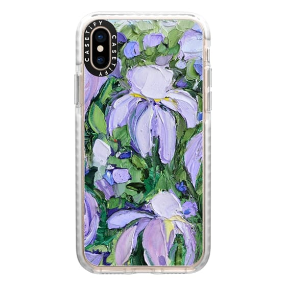 iPhone XS Cases - Summer Lilacs