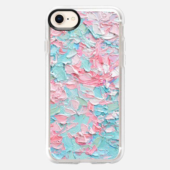 Abstract Springtime - Snap Case