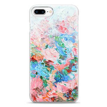 Snap iPhone 7 Plus Case - La Vie en Rose