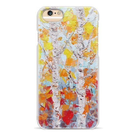 iPhone 6s Cases - Aspen October