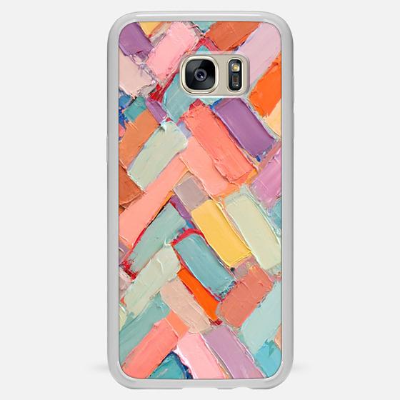 Galaxy S7 Edge Case - Peachy Internodes