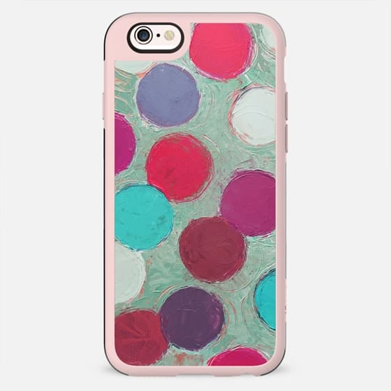 Turquoise Tangential Coterie - New Standard Case