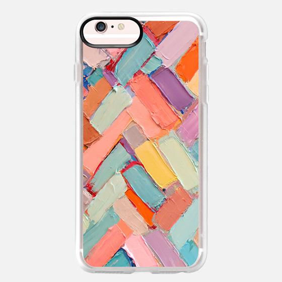 iPhone 6s Plus Case - Peachy Internodes