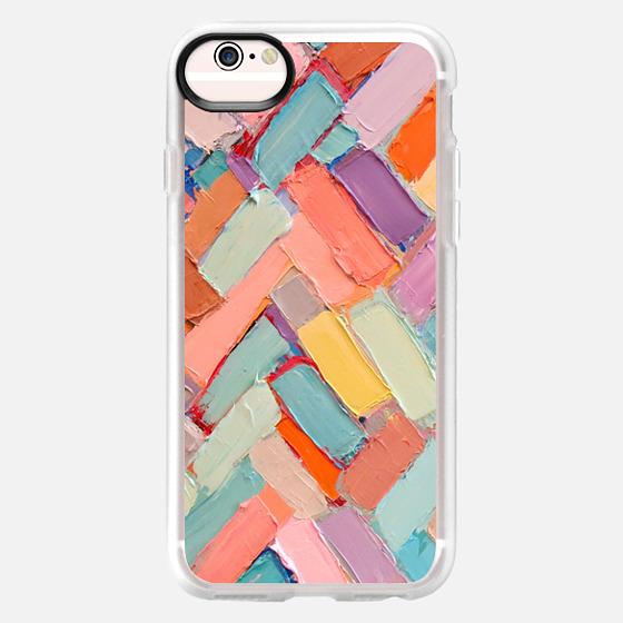 iPhone 6s Funda - Peachy Internodes