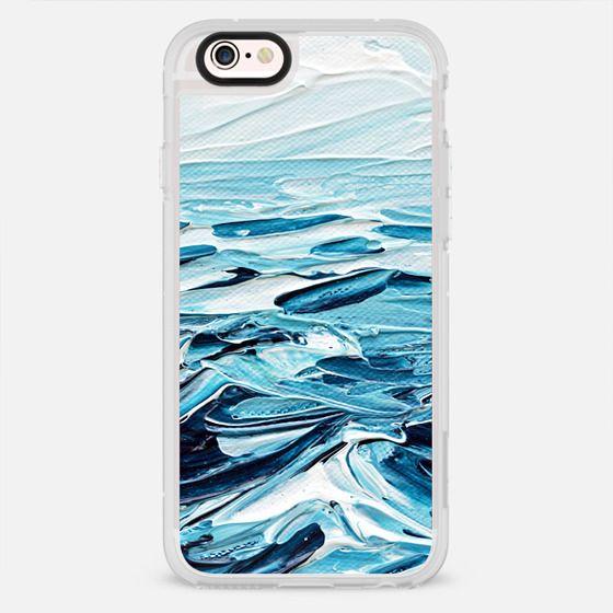 Waves Crashing - New Standard Case