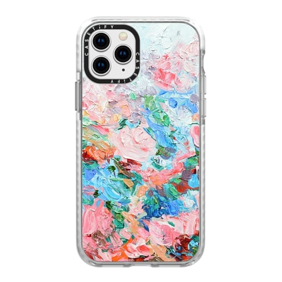 iPhone 11 Pro Cases - La Vie en Rose