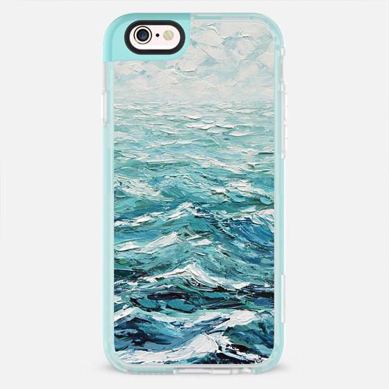 Windswept Sea -