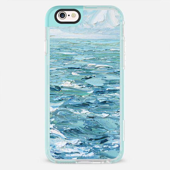 Stormy Seas - New Standard Pastel Case